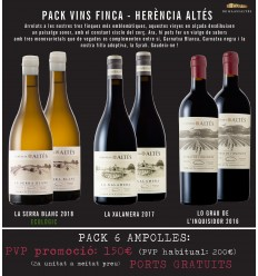 PACK SINGLE VINEYARDS